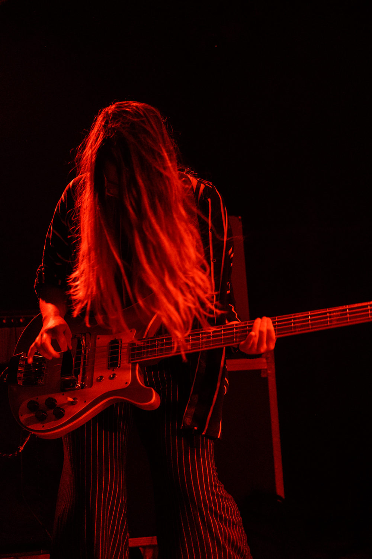 The Sweet Release of Death live at EKKO Utrecht by Michèle Margot