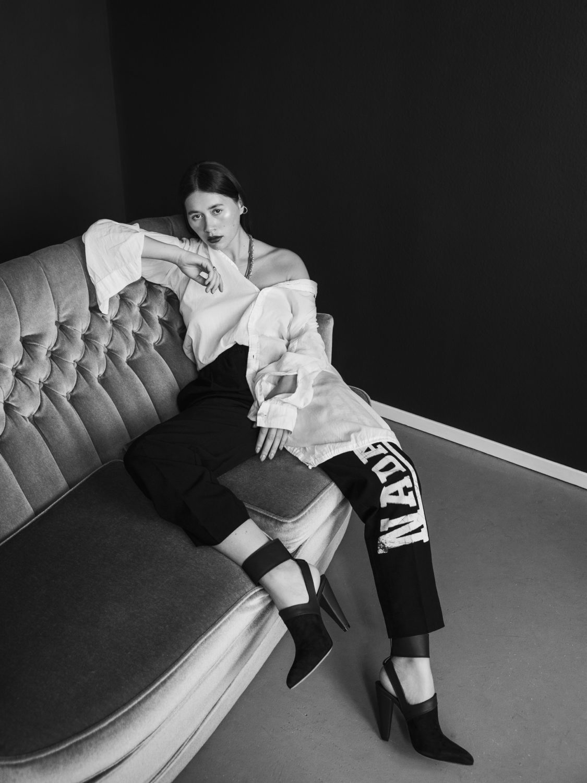 Deniz Terli footwear collection by MICHÈLE MARGOT